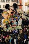 Carnevale: sfilata carri allegorici e maschere