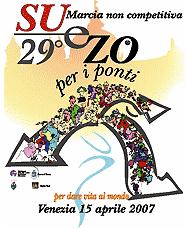 logo Su e Zo per il Ponti aVenezia
