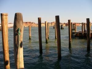 Canale della Giudecca a Venezia