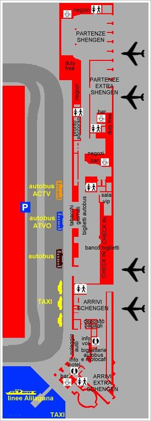 mappa-aeroporto-venezia