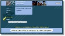 Hoe page sito Internet Veneto Autostrade