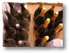 bottiglie di vino spumante DOCG