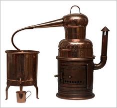 distillatore
