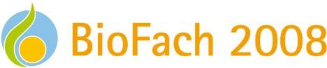 logo BioFach2008