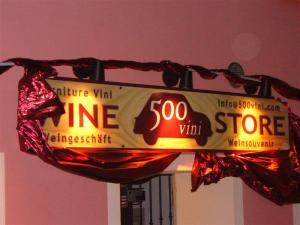 Caorle: vinoteca in centro storico